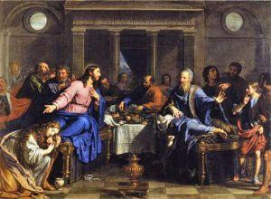 L'ONCTION DE JESUS A BETHANIE - UN CRIS A LA VIE