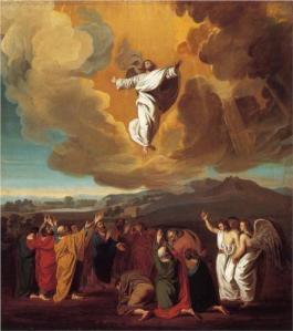 The Ascension John Singleton Copley, 1775 Boston Museum of Fine Arts