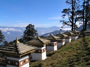 Bhutan scenery