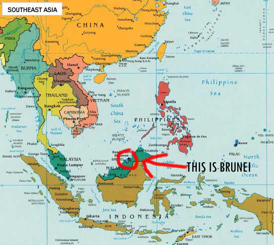 Brunei - Travel Guide and Travel Info - Exotic Travel ...  |Brunei