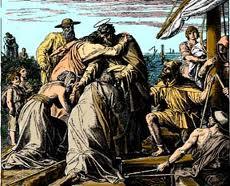 Paul's Farewell Ephesus