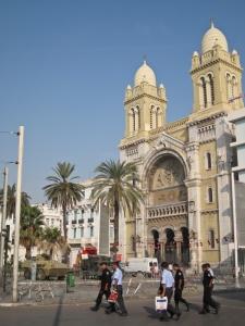 tunisia church