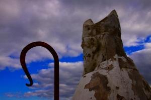 St Patrick, Hill of Slane