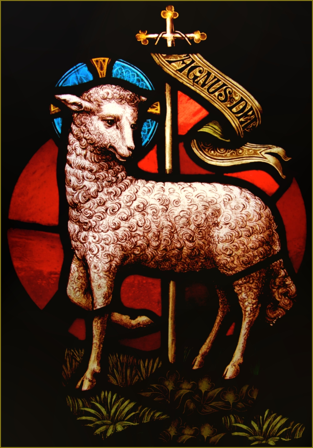 Image result for Christ the lamb