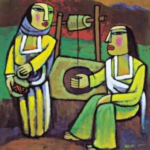 The Samaritan Woman He Qi