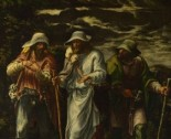 The Walk to Emmaus Lelio Orsi, 1565-75 The National Gallery, London