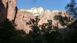 Mt Zion National Park