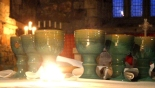 Communion Cups in Iona Abbey