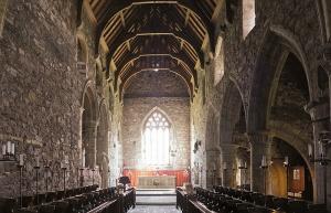 Iona Abbey Church