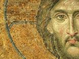 jesus head  mosaic