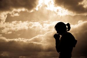 woman-in-prayer