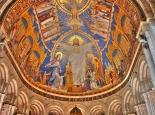 Jesus exalted dome