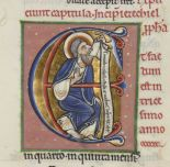 Bible in Latin (1150-1200) Source : Bibliothèque nationale de France, Département des manuscrits, Latin 16744 Description : Capucins. Provenance : bnf.fr Date de mise en ligne : 25/10/2012