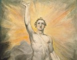 Angel of the Revelation  William Blake (ca. 1803-5) The Metropolitan Museum of Art, New York