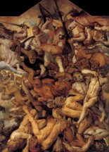 The Fall of the Rebel Angels Frans Floris I , 1554 Royal Museum of Fine Arts, Antwerp