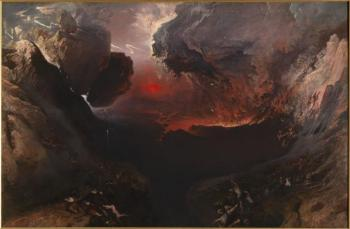The Great Day of His Wrath  John Martin, 1851-3  Tate, Britain