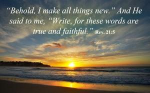 morning prayer 26 nov revelation 21 1 8 all things new the