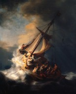 Christ in the Storm on the Sea of Galilee Rembrant, 1633 Isabella Stewart Gardner Museum, Boston