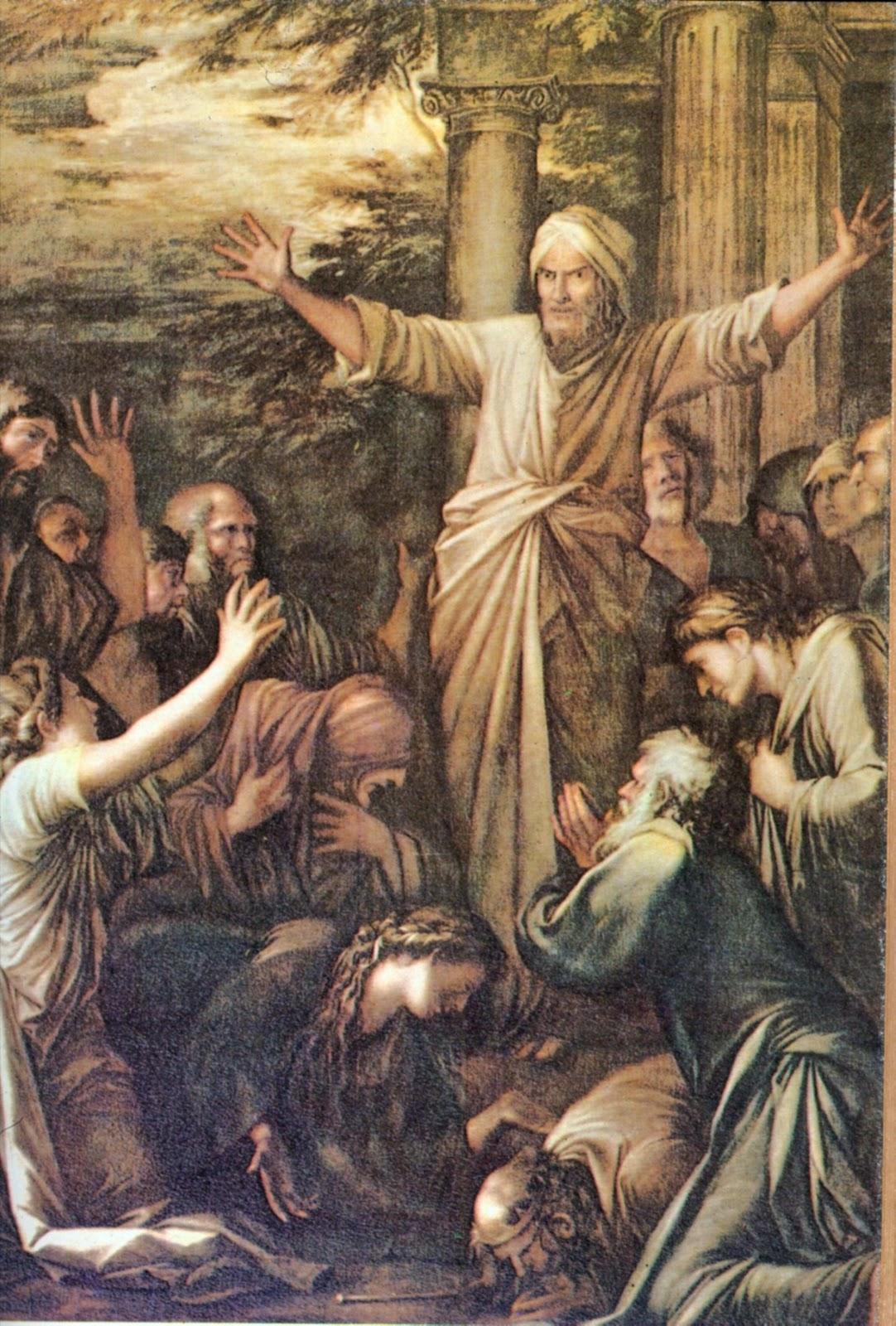 Third Sunday of Ordinary Time: Jon 3:1-5, 10; Ps 25:4-9; 1 ...