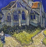 The Church in Auvers-sur-Oise Vincent van Gogh,  May 31, 1890 Musée d'Orsay, Paris