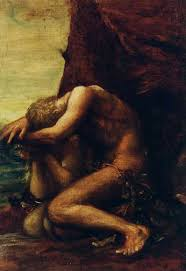 Adam And Eve George Frederick Watts, 1865 Private Collection