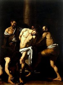 The Flagellation of Christ Caravaggio, 1607 Museo Nazionale di Capodimonte, Naples