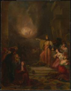 The Burning Fiery Furnace George Jones, 1832 Tate Museum, Britain