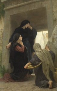 The Holy Women at the Tomb William Bouguereau, 1890