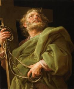 St. Philip Pompeo Girolamo Batoni (1708-87)  Basildon Park, Berkshire, UK