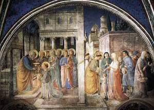 Seven Deacons Ordination