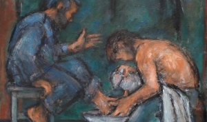 The Washing of the Feet Ghislaine Howard (2004) Oxford Brookes University.