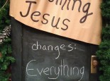 welcoming Jesus
