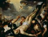 Crucifixion of St Peter Luca Giordano, 1660? Gallerie dell'Accademia, Venice