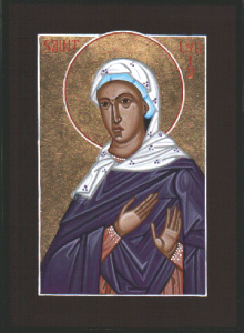 Icon: Lydia from Thyatira