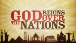 God reigns