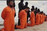 ISIS Video shows 21 Egyptian Christians Beheaded by IS