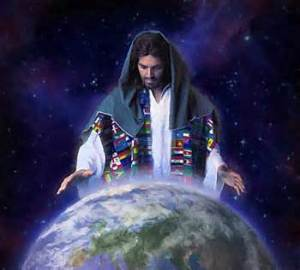 Jesus is Lord of heaven and earth