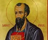 St Paul icon