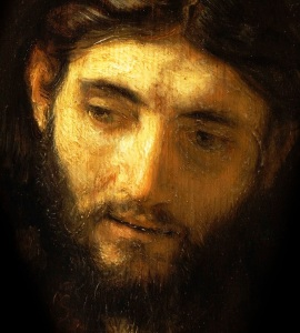 Head of Christ Rembrandt, c. 1648-1656 Philadelphia Museum of Art