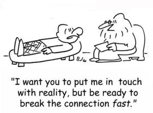 reality check cartoon