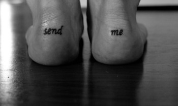 send me tattoo