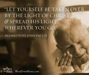 JP II Light of Christ