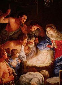 The Adoration of the Shepherds Guido Reni, ca 1600 Certosa di San Martino, Naples