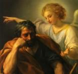 The Dream of Saint Joseph Anton Raphael Mengs - circa 1773-1774 Kunsthistorisches Museum  (Austria - Vienna)
