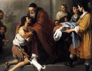 The Return of the Prodigal Son Bartolomé Esteban Murillo, 1667/1670 National Gallery of Art, Washington, DC