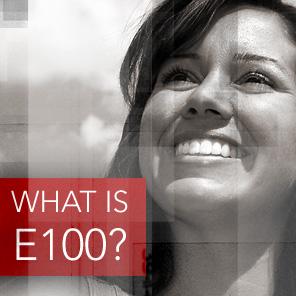 e100 What is it