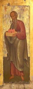 Icon of Noah 19th Century