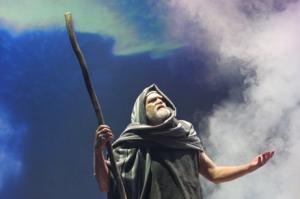 Moses' rod