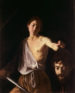David with the head of Goliath Caravaggio, 1606-07 Galleria Borghese, Rome