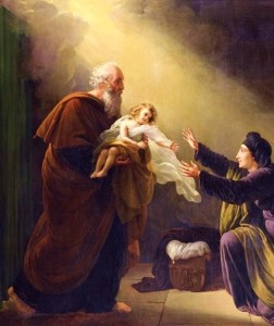 Elijah Resuscitating the Son of the Widow of Zarephath Louis Hersent, 1777-1862